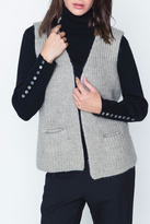 Movint Grey Knit Vest