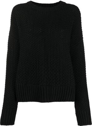 P.A.R.O.S.H. Knit Long-Sleeve Jumper