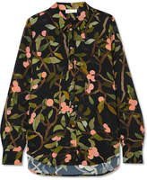 Stine Goya Maxwell Printed Georgette Shirt - Black