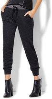 New York & Co. Lounge - Contrast-Waistband Jogger