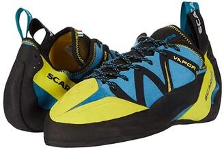 Scarpa Vapor (Blue/Yellow) Men's Shoes