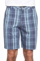 Tailor Vintage Men's Plaid Hybrid Shorts