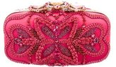 Oscar de la Renta Crown Goa Clutch