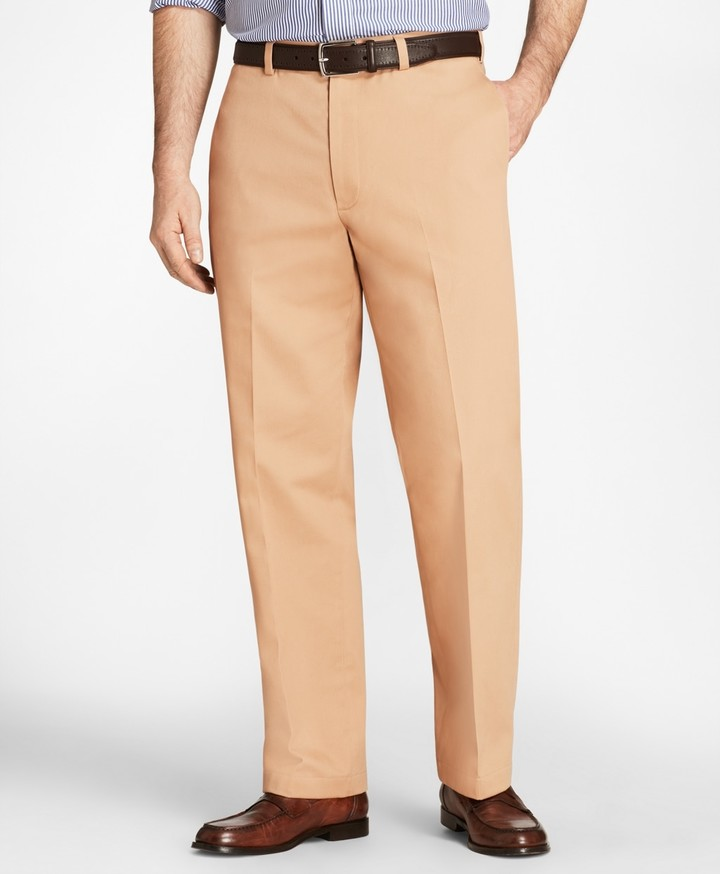 Brooks Brothers Hudson Fit Stretch Advantage Chinos