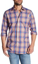 Robert Talbott Crespi IV Trim Fit Sport Shirt