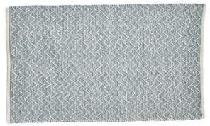 Weaver Green - Teal 180x120cm Chenille Rug - Teal
