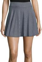 Decree Knit Skater Skirt