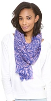 Juicy Couture Starlight Floral Scarf