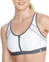 Champion Women's Zip Sports Bra