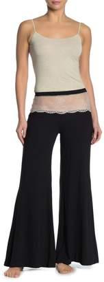 Cosabella Glamour Lace Wide Leg Pajama Pants