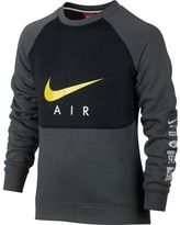 Nike Two-Tone Crew Neck Sweatshirt, 8-16 Years