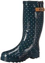 Chooka Women's Classic Dot Rain Boot