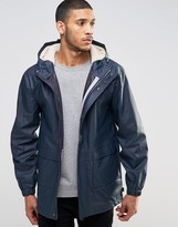 Bellfield Rain Trench with Fleece Lined Hood Jacket