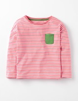 Boden Relaxed Pocket T-shirt