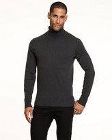 Le Château Cotton Slim Fit Turtleneck