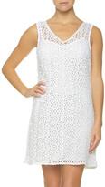 Helen Jon - Sleeveless Dress-White
