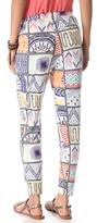 Mara Hoffman Quilts Slouch Pants