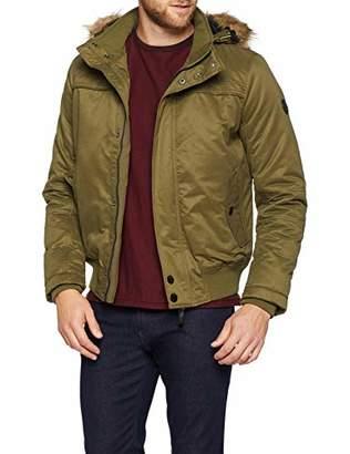 S'Oliver Men's 28.809.51.8511 Jacket, (Black 9999)