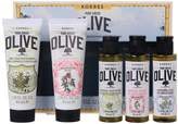 Korres Olive Oil Deluxe Body Set