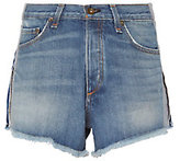 Rag & Bone Marilyn Reverse Cut Off Shorts