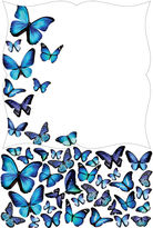 Brewster Wall WallPops Papillion Giant Dry Erase Decal
