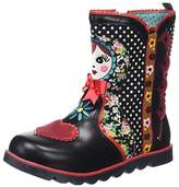 Irregular Choice Girls' Mini Svetlana Boots,12 Child UK 30 EU