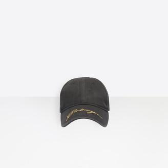 Balenciaga Signature Cap