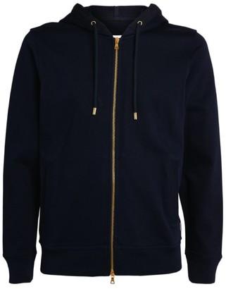 Orlebar Brown Cotton Zip-Up Hoodie