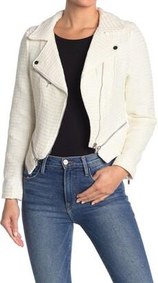 Love Token Ryder Front Zip Jacket