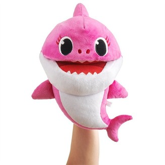 Wow Wee Pinkfong Song Puppet Mommy Shark