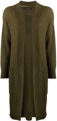 Luisa Cerano Oversized Knitted Cardigan