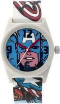 Marvel Boy's Quartz Plastic Casual Watch, Color: (Model: MVCAQ16009)