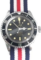 Tudor Submariner 7928 Stainless Steel & Canvas 40mm Watch