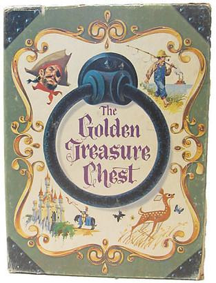 One Kings Lane Vintage Children's Literature Collection - Set of 4 - Chez Vous - multi