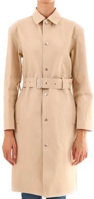 Jil Sander X Mackintosh Belted Trench Coat