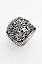 Konstantino Women's 'Classics' Filigree Dome Ring