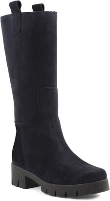 Andre Assous Etta Water Resistant Mid Calf Boot
