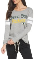 Junk Food Clothing Women's Nfl Green Bay Packers Champion Sweatshirt