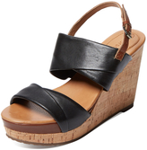 Corso Como Women's Deploy Leather Wedge