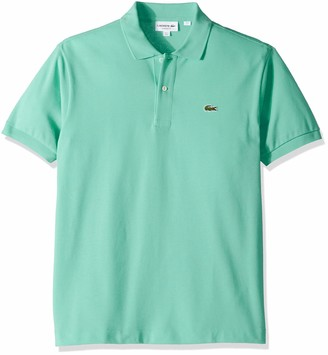 Lacoste Men's Legacy Short Sleeve L.12.12 Pique Polo Shirt