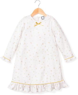 Petite Plume Catherine Gilded Celebration Nightgown, Size 6M-14