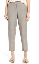Nic+Zoe Women's Everyday Linen Blend Pants