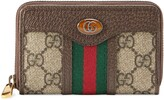 Gucci Ophidia GG zip around card case
