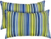 Asstd National Brand Rectangle Accent Pillow Set