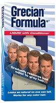 Grecian Formula Hair Color with Conditioner, Liquid, 4 Ounce