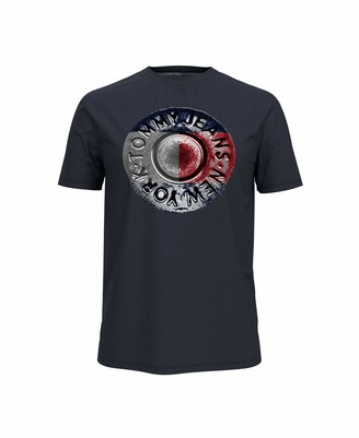 Tommy Hilfiger Men's Short Sleeve Graphic T Shirt