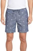 Bonobos Men's 7-Inch Flamingo Shorts