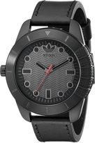 adidas Men's ADH3035 ADH-1969 Analog Display Analog Quartz Black Watch