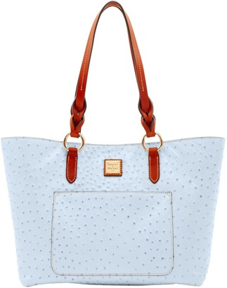 Dooney & Bourke Ostrich Tammy Tote