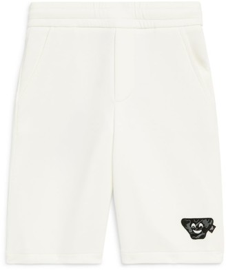 Emporio Armani Kids Manga Bear Sweatshorts (4-16 Years)